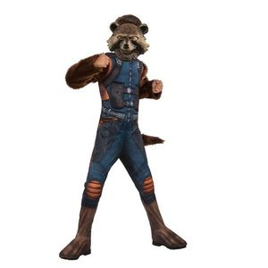 Rocket Guardians of the Galaxy 2 Deluxe Costume